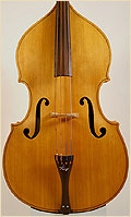 Kay upright double bass