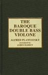 The Baroque Double Bass by Planyavsky