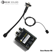 K&K Bass Master RB (Rockabilly) Pickup