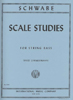 Schwabe, Scale Studies For String Bass