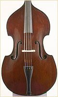 Austrian upright bass
