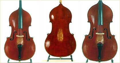 Wan-Bernadel upright bass comparisons