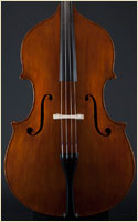 Paul Bryant English Double Bass