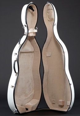 CFC400 Cello Case sold only with Thompson Cellos