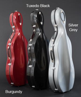 janson hard cello case. Black Bedroom Furniture Sets. Home Design Ideas