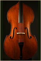 Jacquet-Gand upright bass