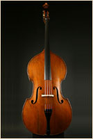 Jaquet-Gand upright double bass