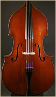 Leon Mortin upright bass