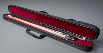 String Emporium Deluxe Bass  Bow Case