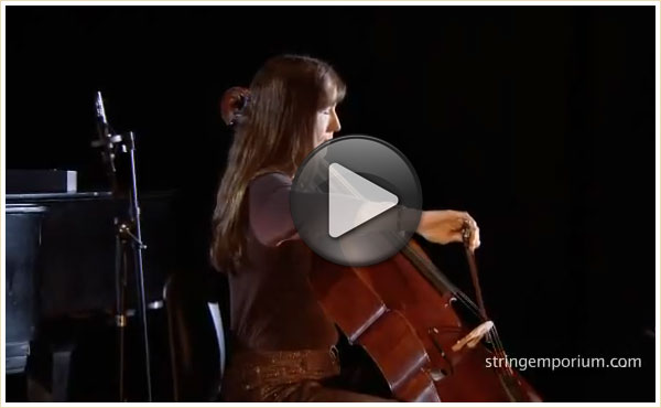 Laurie Stearns Selby, Thompson Cello