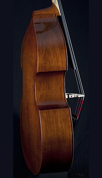 Thompson Plywood Upright Bass,Gamba model