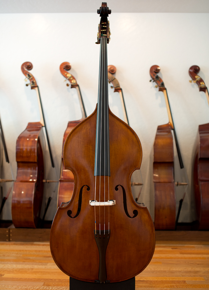 Emanuel Wilfer Double Bass